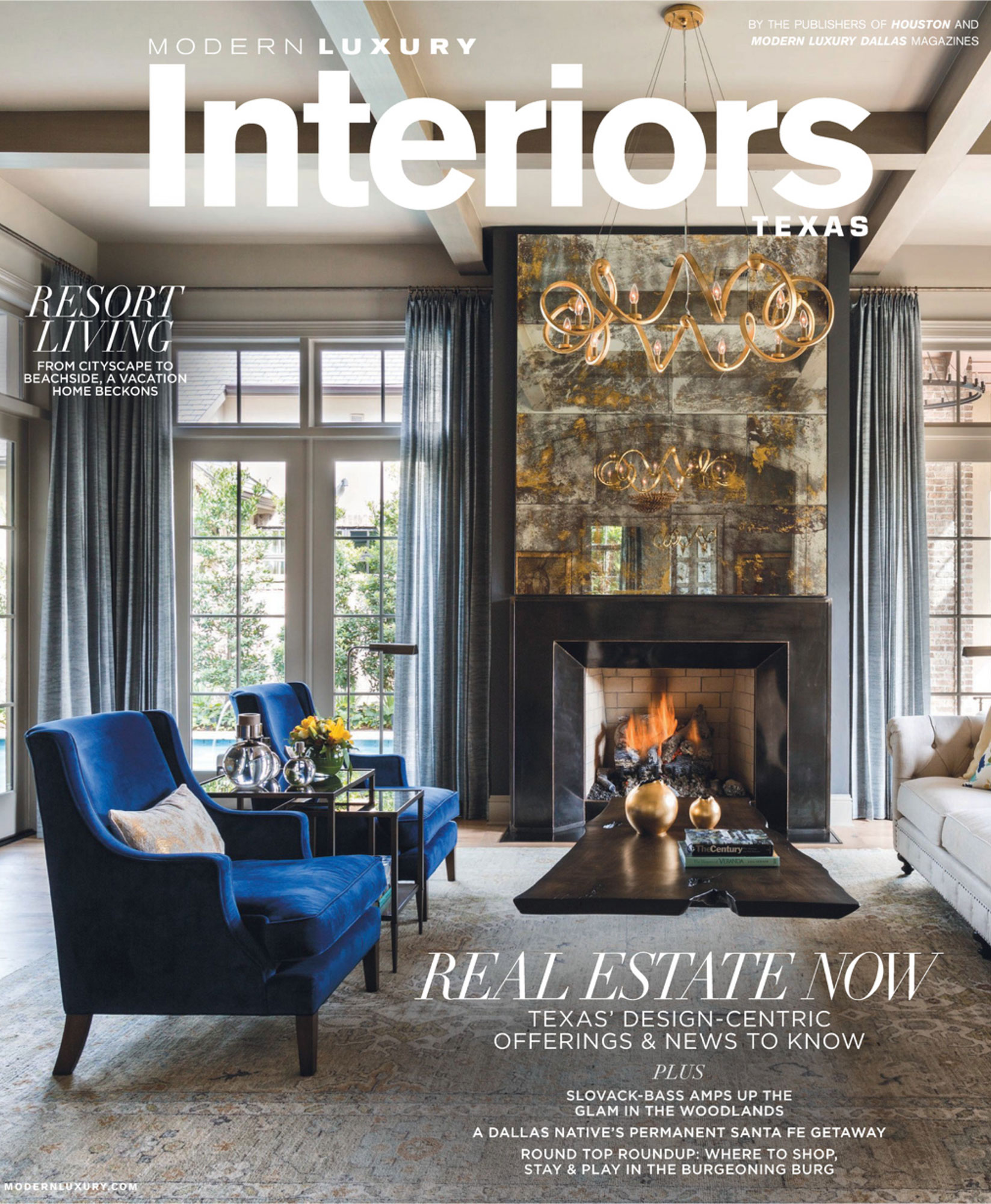 Modern Luxury Interiors - Magazine Photography - Julie Soefer Photography