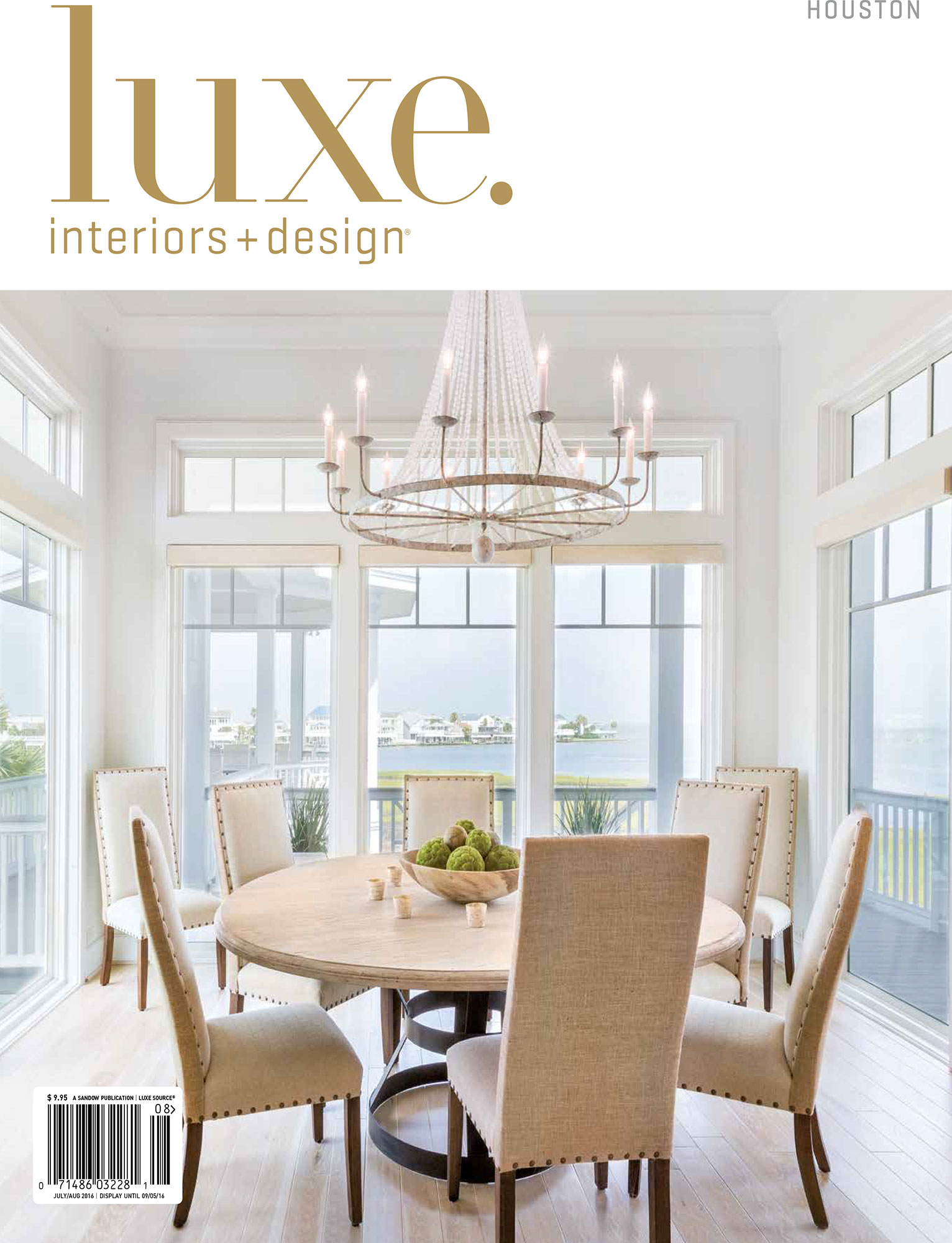 Houston Luxe Interiors + Design - Magazine Photography - Julie Soefer Photography
