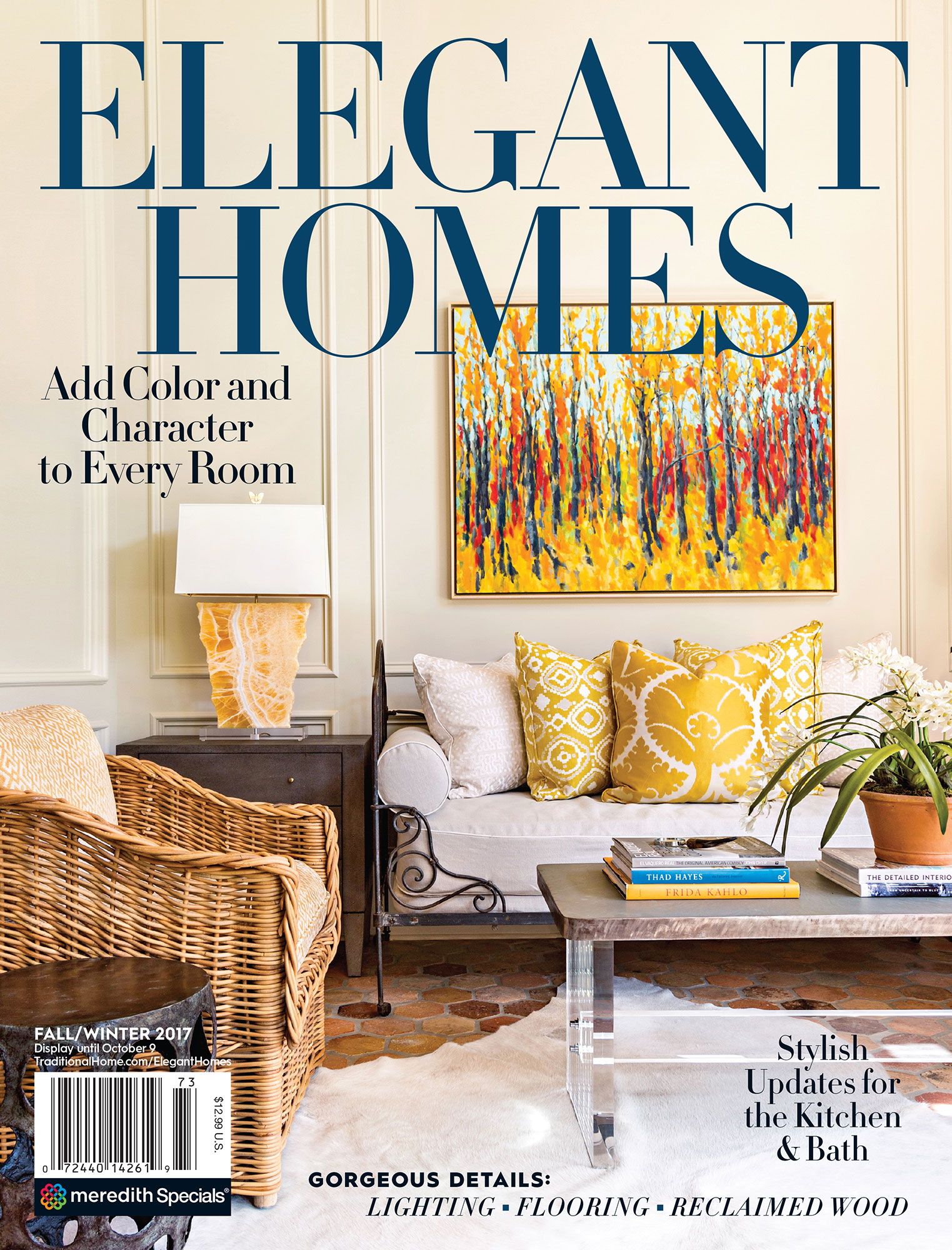 Elegant Homes - Magazine Photography - Julie Soefer Photography