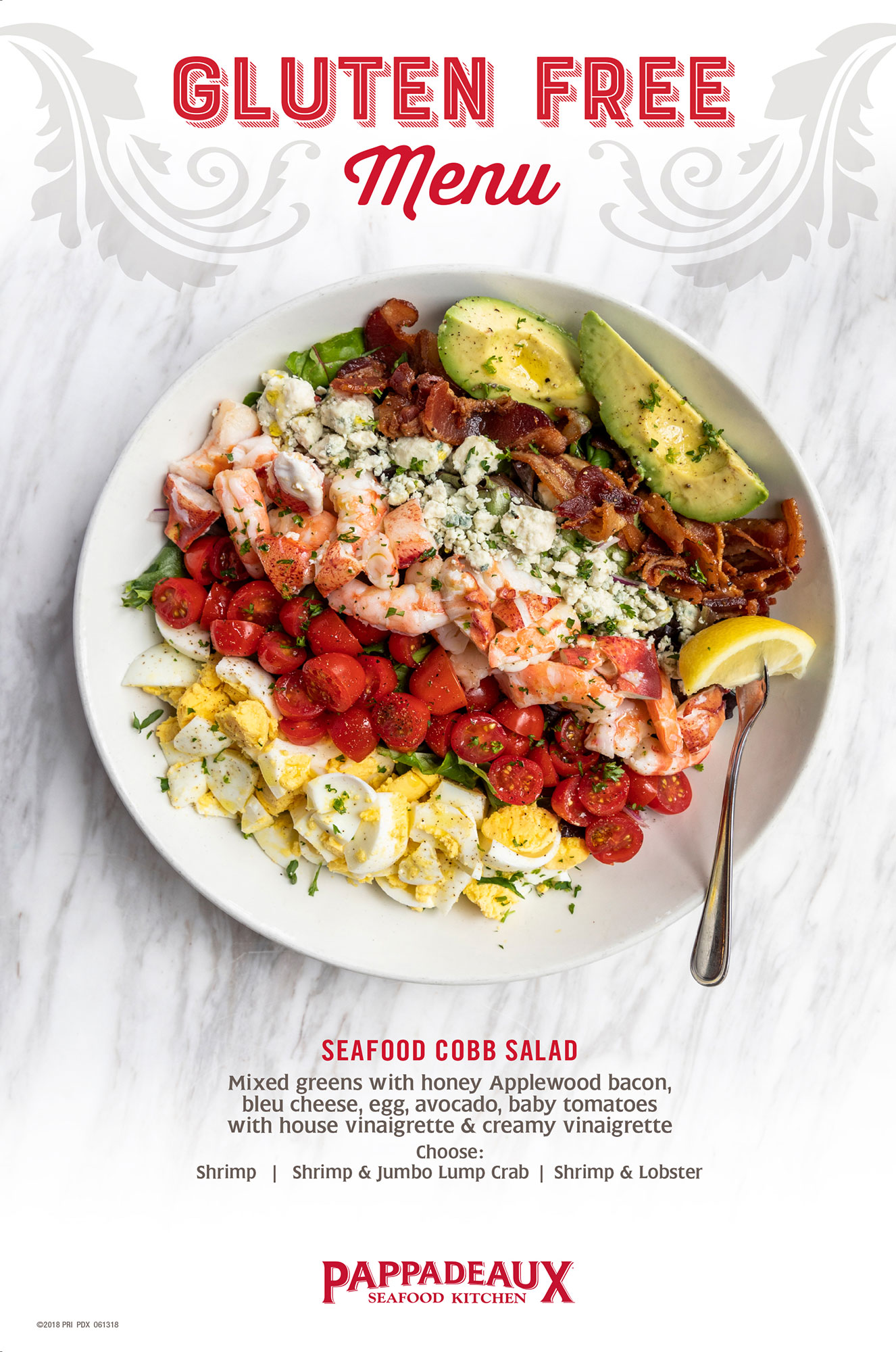 Pappadeaux Seafood Kitchen - Magazine Photography - Julie Soefer Photography