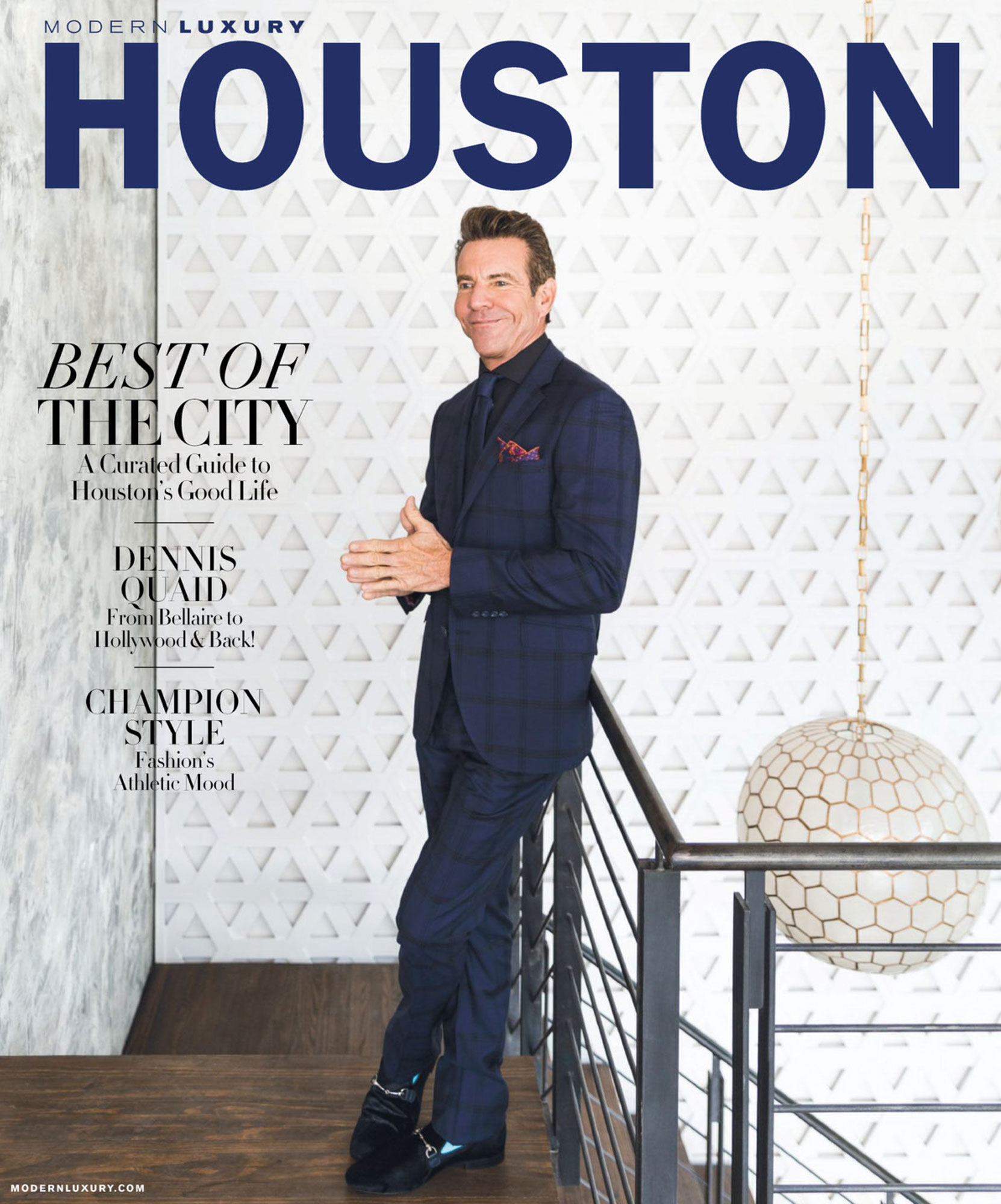 Modern Luxury Houston - Magazine Photography - Julie Soefer Photography
