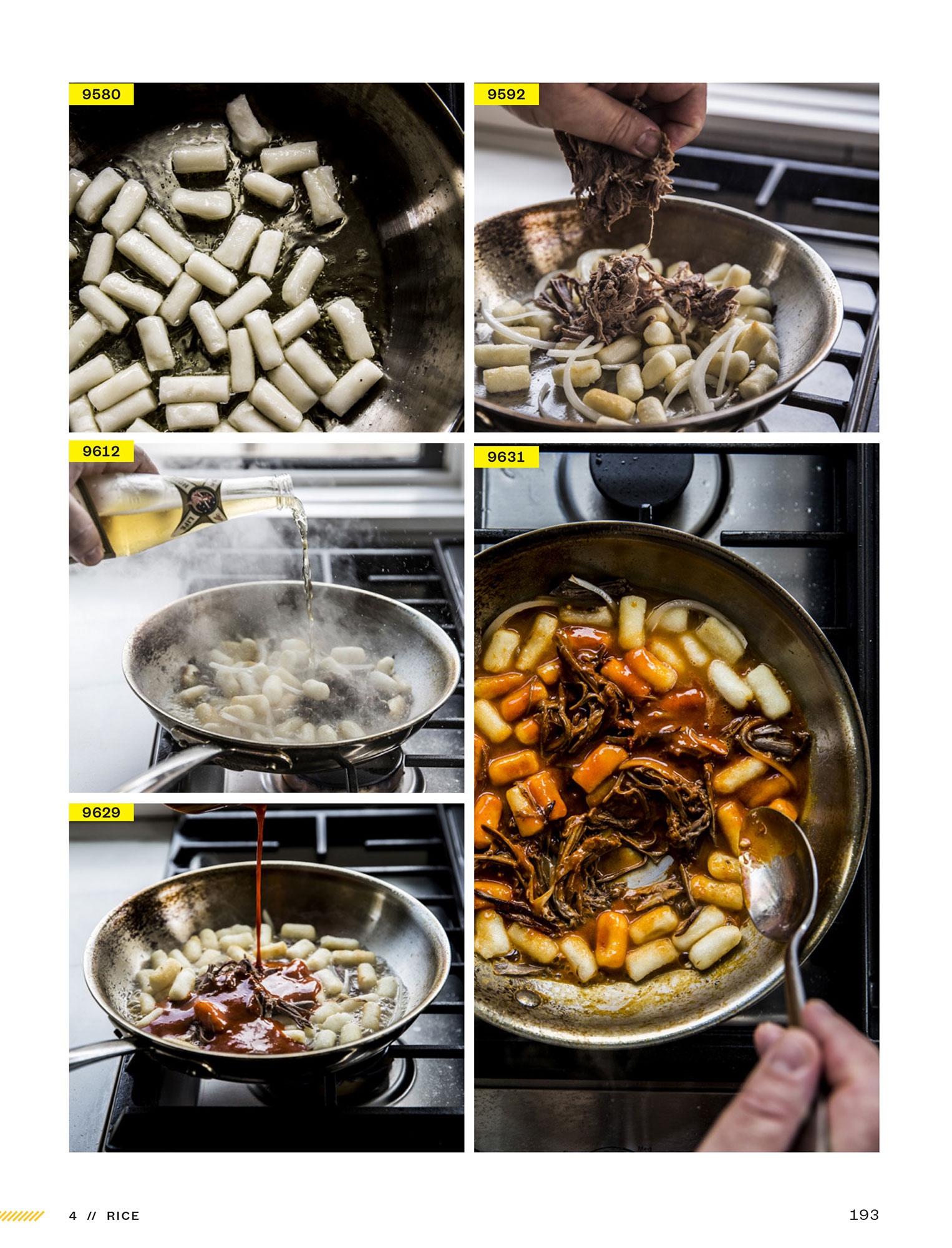 Cook Like A Pro - Book Photography - Julie Soefer Photography