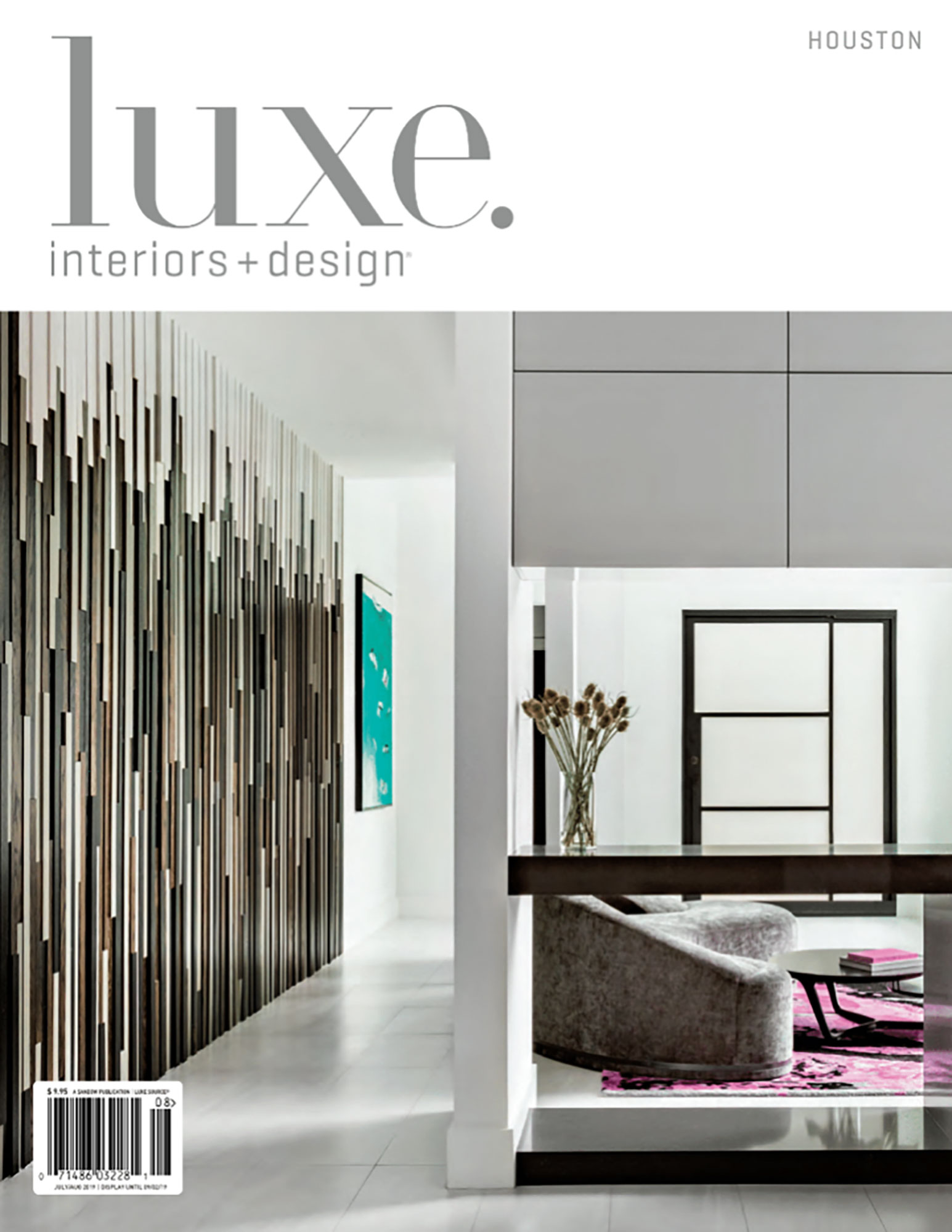 Luxe Interiors - Magazine Photography - Julie Soefer Photography