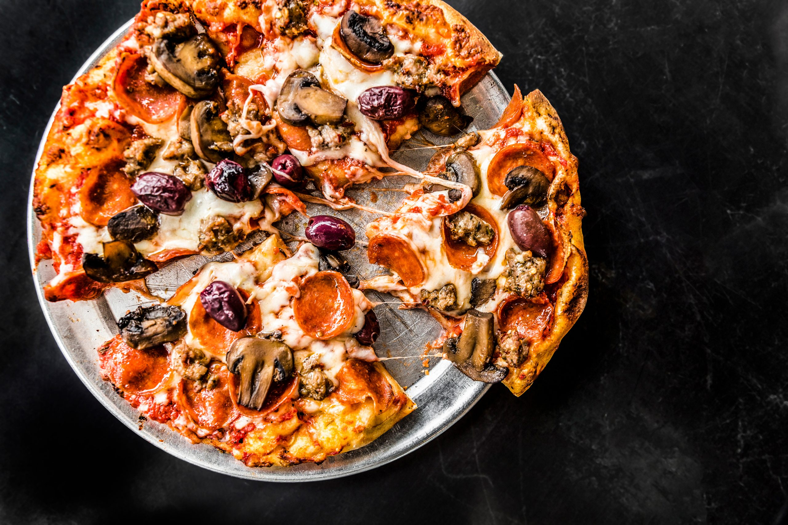 pizza Culinary Photography - Julie Soefer Photography