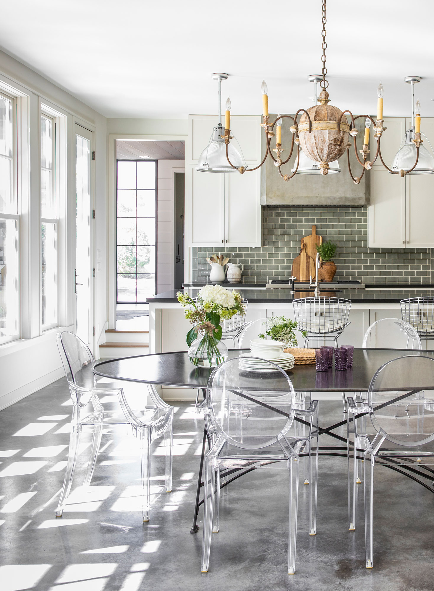 Kitchen - Interiors Photography - Julie Soefer Photography