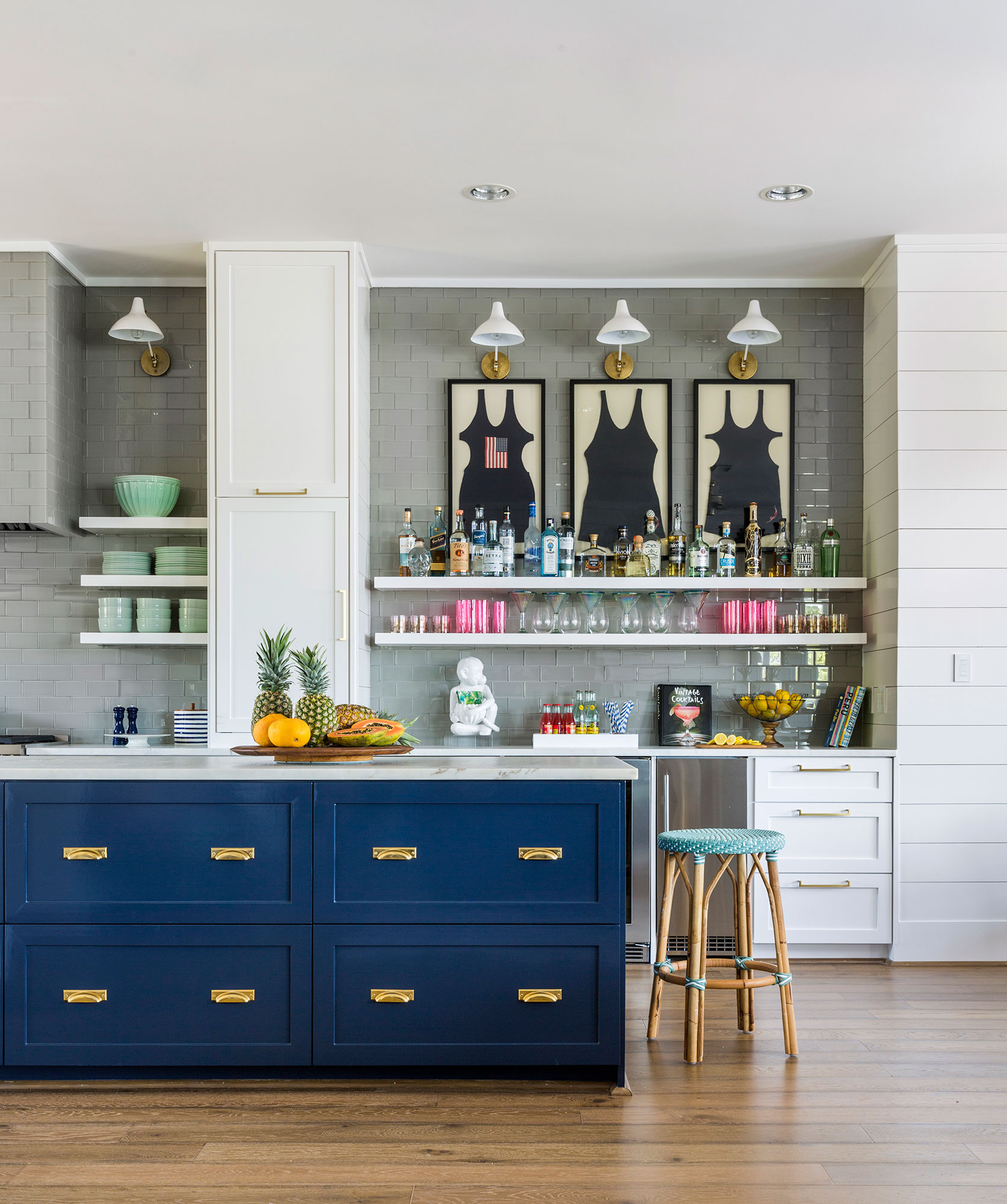 Kitchen Interiors Photography - Julie Soefer Photography
