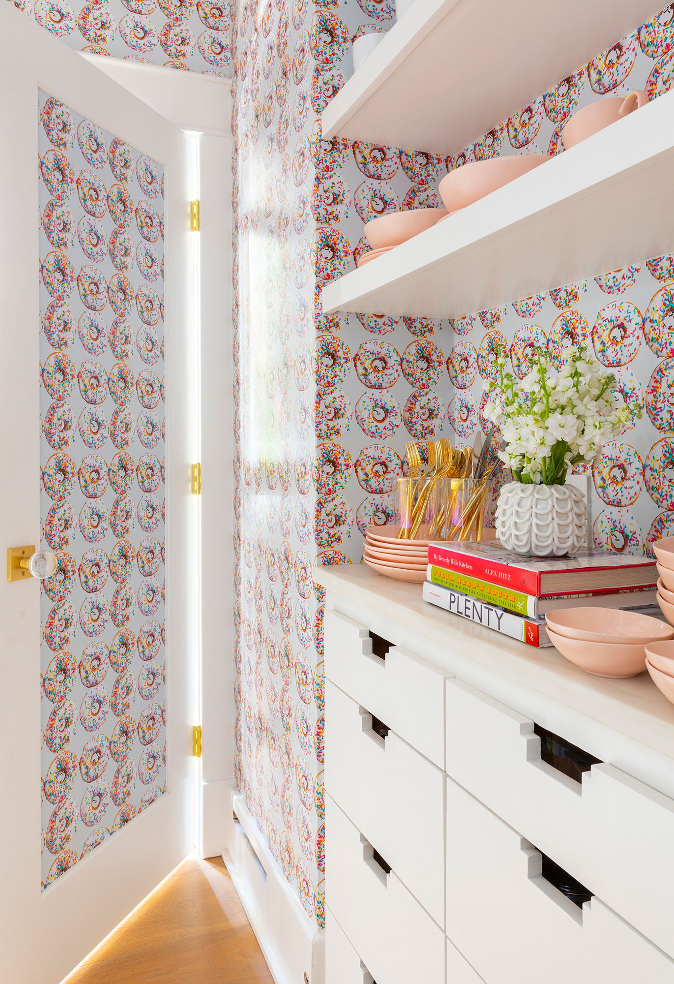 pantry Interiors Photography - Julie Soefer Photography