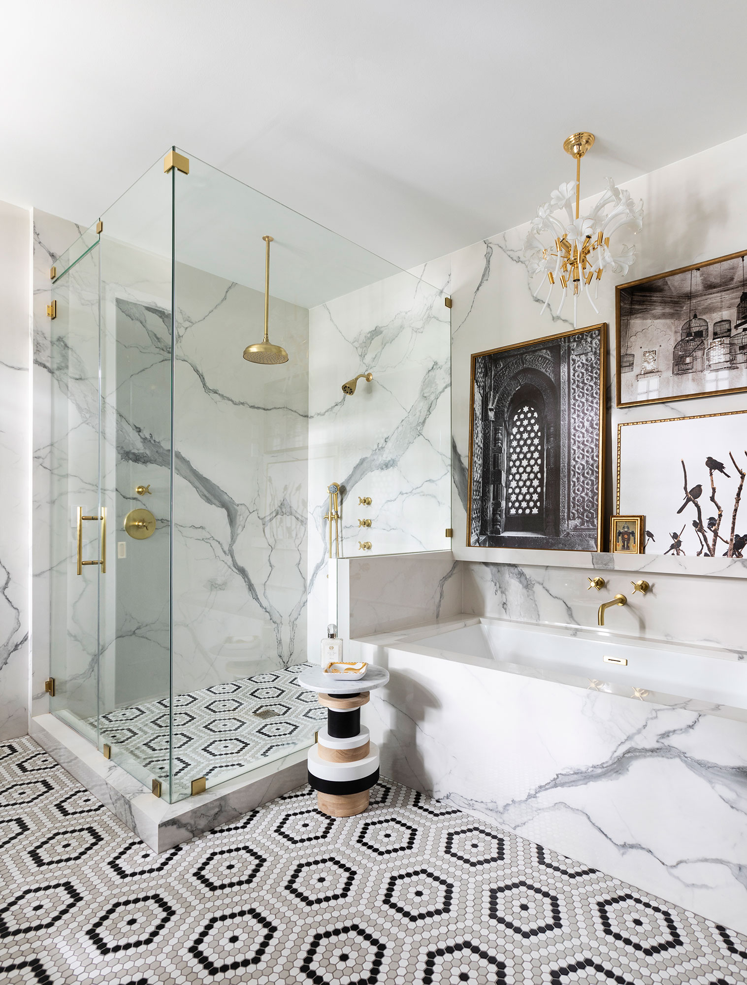 bathroom Interiors Photography - Julie Soefer Photography